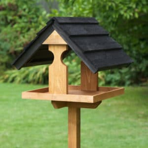 Sarre Bird Table